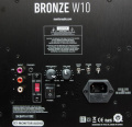 Cабвуфер активный Monitor Audio BRONZE W10 White 4 – techzone.com.ua