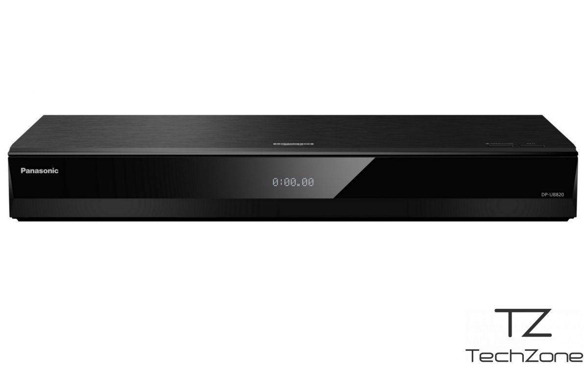 Blu-ray плеер Panasonic DP-UB820 1 – techzone.com.ua