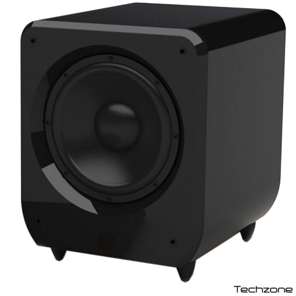 Cабвуфер активный Taga Harmony Platinum SW-10 v.2 High Gloss Black 1 – techzone.com.ua