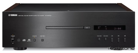 CD-проигрыватель Yamaha CD-S2000 Black – techzone.com.ua