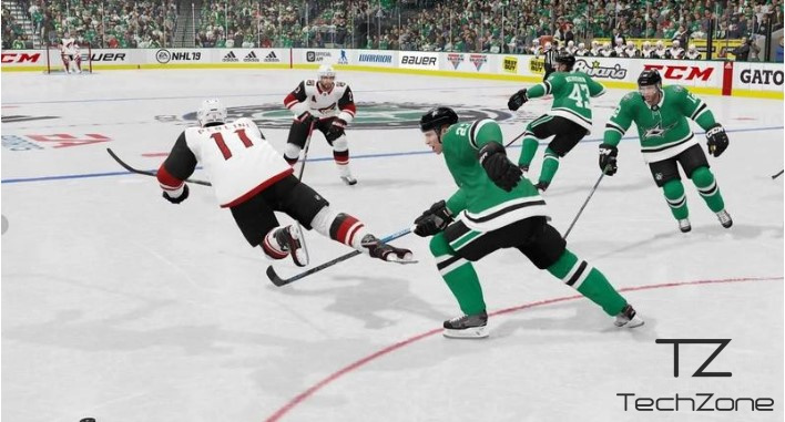 Игра для PS4 NHL 19 PS4 3 – techzone.com.ua