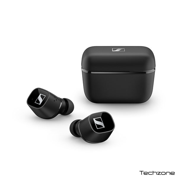 Bluetooth гарнитура Sennheiser CX 400BT True Wireless Black 1 – techzone.com.ua