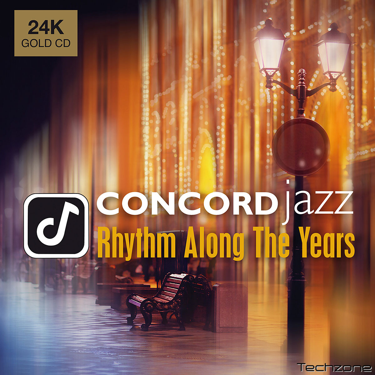 CD диск Rhythm Along the Years (24K) – techzone.com.ua