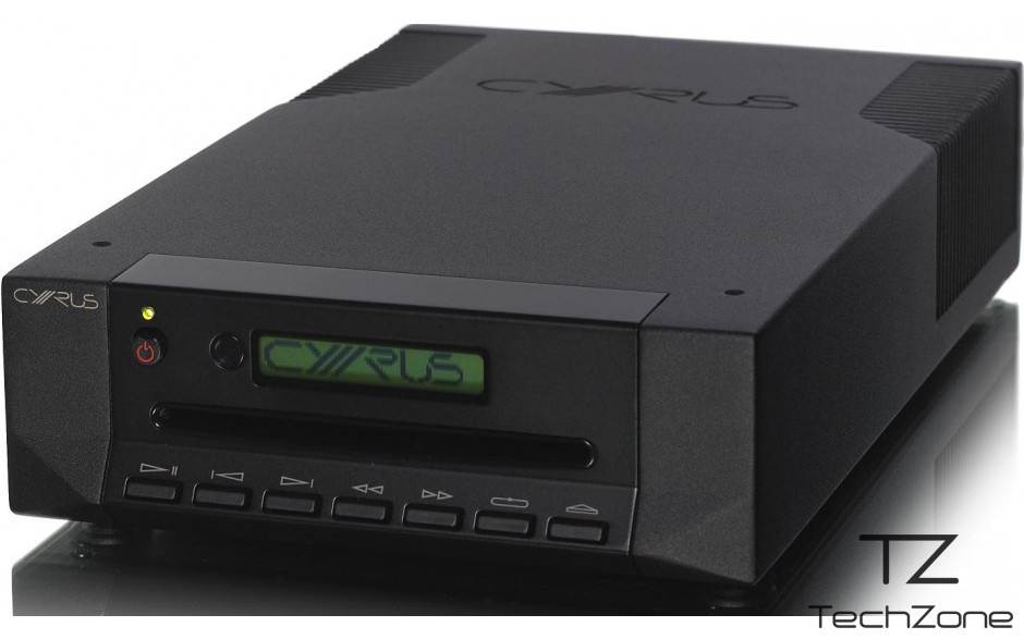 CD проигрыватель Cyrus CD 8 SE2 Black 1 – techzone.com.ua